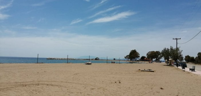 Αυτές είναι κατάλληλες παραλίες για κολύμπι στην Αιτωλοακαρνανία