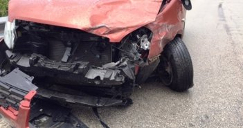 Αμφιλοχία: Συνελήφθη ο 48χρονος οδηγός από το van για το χθεσινό τροχαίο