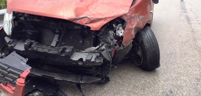 Νέο τροχαίο με τραυματία στην καρμανιόλα Αμφιλοχίας – Βόνιτσας (ΔΕΙΤΕ ΦΩΤΟ)