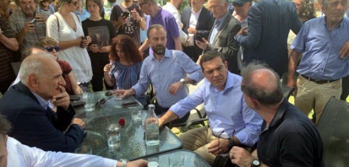 Ο Αλέξης Τσίπρας έμαθε για τα «τερτίπια» κάποιων στις δημοτικές εκλογές
