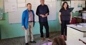 Δήμος Ναυπακτίας: Με ασφάλεια επιστρέφουν στις τάξεις τους οι μαθητές της Πρωτοβάθμιας Εκπαίδευσης (ΔΕΙΤΕ ΦΩΤΟ)