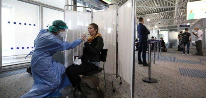 Κορονοϊός… εισαγωγής! Συναγερμός στις ελληνικές Αρχές για τα ασυμπτωματικά κρούσματα
