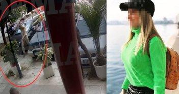 Επίθεση με βιτριόλι: Ξέσπασε σε κλάματα η Ιωάννα στους αστυνομικούς
