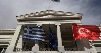 Διάβημα του ΥΠΕΞ στον Τούρκο πρέσβη για τις έρευνες σε ελληνική υφαλοκρηπίδα