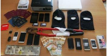 Στερεά Ελλάδα: Εξάρθρωση πολυμελούς εγκληματικής ομάδας κλεφτών με δράση και στο Αγρίνιο (ΔΕΙΤΕ ΦΩΤΟ)