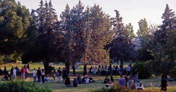 Δίκτυο Ενεργών Πολιτών για το Πάρκο Αγρινίου:  Αναζητώντας τις υποδομές ενός  ιστορικού πάρκου