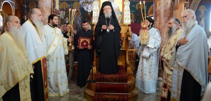 Εορτασμός Αγίων Αποστόλων στην Αιτωλοακαρνανία  – Χειροτονία Διακόνου και Χειροθεσία Πνευματικού – (ΦΩΤΟ)