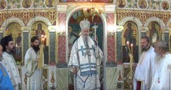 Βίντεο από την πανηγυρική Θεία Λειτουργία στον Ι.Ν. Αγίων Αναργύρων στα Χάνια Γαβρολίμνης