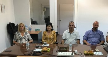 Επίσκεψη της Μαρίας Σαλμά σε επιχειρήσεις στο Δήμο Ακτίου – Βόνιτσας (ΦΩΤΟ)