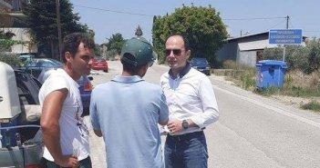 Συνεχίζονται οι εργασίες καταπολέμησης των κουνουπιών στη Δυτική Ελλάδα (ΦΩΤΟ)