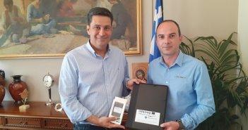 Δήμος Αγρινίου: Υπογραφή Μνημονίου Συναντίληψης με στόχο τη συμβολή στη δημιουργία «έξυπνων πόλεων στην περιοχή της Μεσογείου μέσω δικτυώσεων» (ΦΩΤΟ)