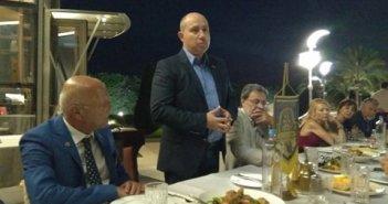 Νέος Πρόεδρος του Ροταριανού Ομίλου Αγρινίου ο Νικόλαος Μπρούτας (ΦΩΤΟ)