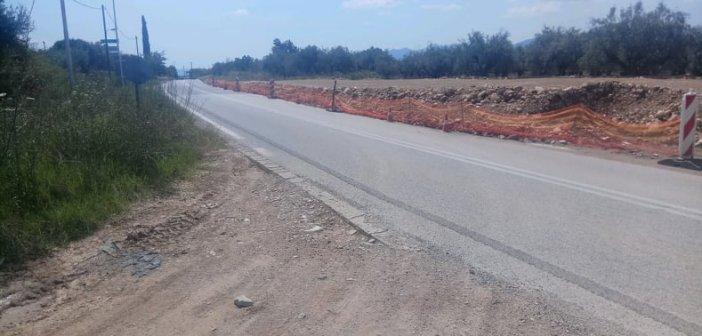 Κυκλοφοριακές ρυθμίσεις στο ύψος των Lidl της Αβόρανης λόγω εργασιών