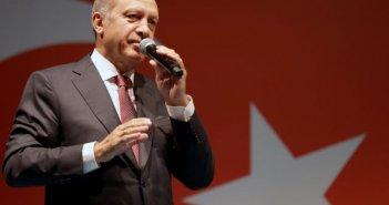 Ερντογάν για Αγία Σοφία: Διεκδικούμε τα δικαιώματά μας χωρίς να σφετεριζόμαστε το δικαίωμα κανενός