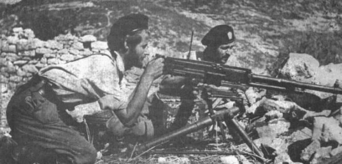 Ιούλιος 1943: Η μεγάλη νίκη του ΕΔΕΣ επί της ιταλικής μεραρχίας Brenero και των Γερμανών στο Μακρυνόρος