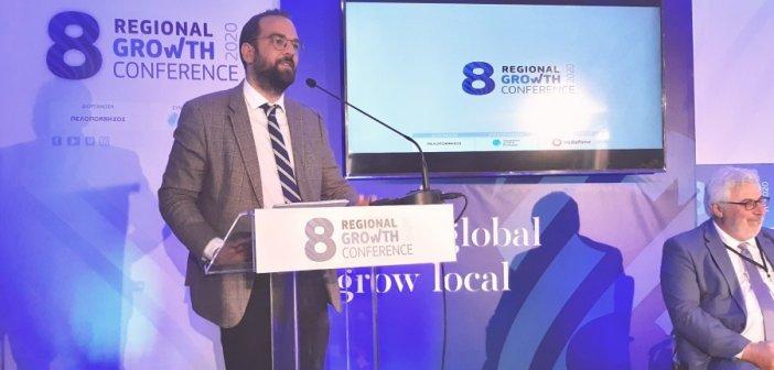 Ν. Φαρμάκης: «Παρά τις δυσκολίες, η Δυτική Ελλάδα επιταχύνει, ανοίγεται στον κόσμο και βρίσκει τον δρόμο της προς μία νέα εποχή ανάπτυξης…»