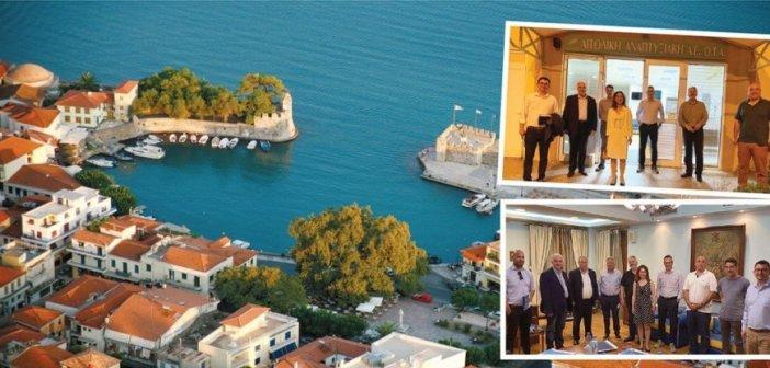 Η Αιτωλική Αναπτυξιακή εργαλείο για τον τομέα του τουρισμού