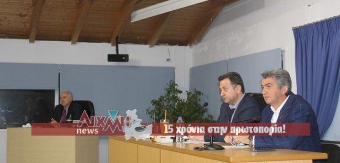 Με έξι θέματα συνεδριάζει το δημοτικό συμβούλιο Μεσολογγίου