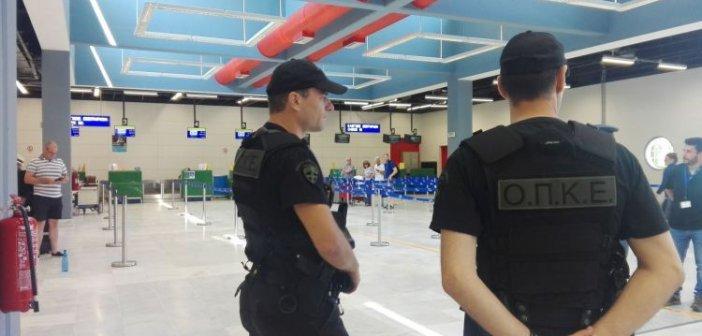 Αεροδρόμιο Ακτίου: Συλλήψεις αλλοδαπών με το… καλημέρα