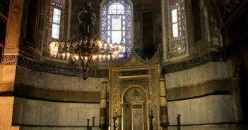 Ποιες οι παρεμβάσεις για να λειτουργήσει η Αγία Σοφία ως Τζαμί – Τι θα γίνει με τις Αγιογραφίες – Στις 24 Ιουλίου η πρώτη προσευχή