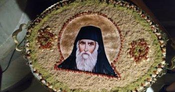 Τέλεση Αγρυπνίας επί τη εορτή του Οσίου Παϊσίου του Αγιορείτου στην Αγία Τριάδα Αγρινίου (ΔΕΙΤΕ ΦΩΤΟ)