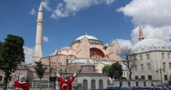 Αντιδρά και το Παγκόσμιο Συμβούλιο Εκκλησιών για την Αγιά Σοφιά: Ένδειξη διχασμού η τουρκική απόφαση