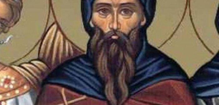 Σήμερα τιμάται ο Άγιος Στέφανος