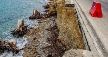Σήμερα η διαδικτυακή εκδήλωση για την αντιμετώπιση της διάβρωσης των ακτών της Δυτικής Ελλάδας