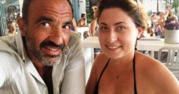 Ο Νίκος Αλιάγας απόλαυσε το μπάνιο του στα Αραχωβίτικα της Πάτρας (ΔΕΙΤΕ ΦΩΤΟ)