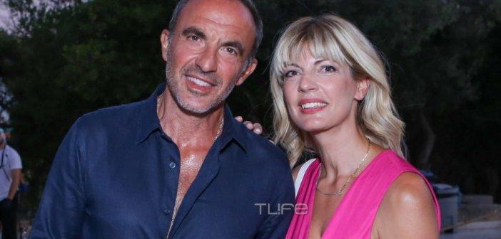 Νίκος Αλιάγας – Τίνα Γρηγορίου: Ήρθαν στην Ελλάδα και πήγαν στο Ηρώδειο πιασμένοι χέρι-χέρι! (ΔΕΙΤΕ ΦΩΤΟ)