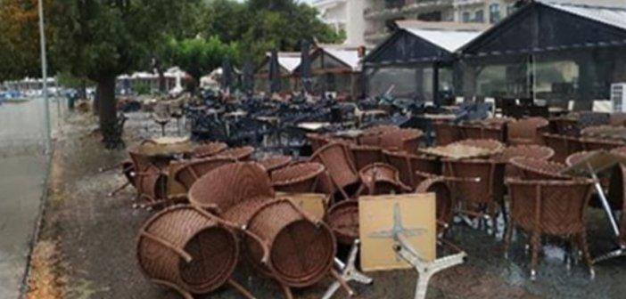 Αμφιλοχία: Ζημιές και πλημμύρες άφησε πίσω της η κακοκαιρία (ΔΕΙΤΕ ΦΩΤΟ)