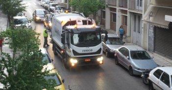 Διαγωνισμός από τον Δήμο Αγρινίου για προμήθεια τριών απορριμματοφόρων