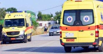 ΕΚΑΒ: Σήμα κινδύνου για την κατάσταση των ασθενοφόρων – Τραγικές ελλείψεις στα Κέντρα Υγείας της Αιτωλοακαρνανίας