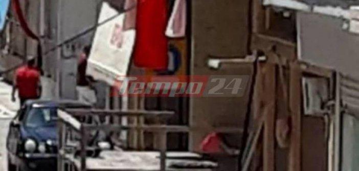 """""""Καμπάνα"""" από το Δικαστήριο στον ιδιώτη που έστησε εξέδρα για υπαίθριο γλέντι στην Κάτω Αχαΐα (ΦΩΤΟ)"""