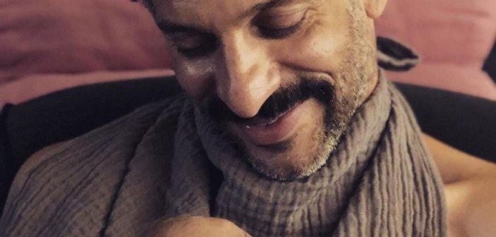 Γιώργος Χρανιώτης: Η φωτογραφία του νεογέννητου γιου του, που τον έκανε να λιώσει!