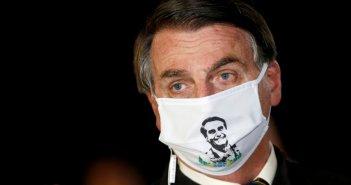 Βραζιλία: Ο Πρόεδρος Μπολσονάρο ανακοίνωσε ότι βρέθηκε θετικός στον κορονοϊό!