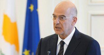 Δένδιας: Η Ελλάδα ζητά από την Ε.Ε. να έχει έτοιμο κατάλογο μέτρων κατά της Τουρκίας
