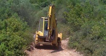 Κοινότητα Αστακού: Άνοιξε ο δρόμος στον Άγιο Νικόλαο (ΦΩΤΟ)