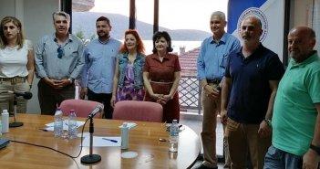 Χρηματοδοτικά εργαλεία μέσω νέων δράσεων της Περιφέρειας Δυτικής Ελλάδος για τη σύγχρονη μεταποίηση (ΔΕΙΤΕ ΦΩΤΟ)