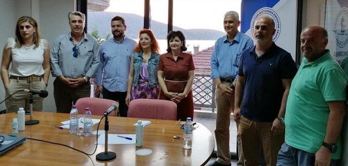 Αμφιλοχία: Χρηματοδοτικά εργαλεία μέσω νέων δράσεων της Περιφέρειας Δυτικής Ελλάδας για τη σύγχρονη μεταποίηση (ΔΕΙΤΕ ΦΩΤΟ)