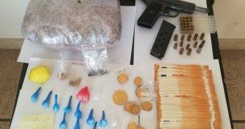 Πρέβεζα: Δύο πυροσβέστες σε οργάνωση διακίνησης ναρκωτικών (ΦΩΤΟ)
