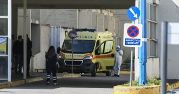 Δυτική Ελλάδα: Πέθανε ο 70χρονος που νοσηλευόταν στο νοσοκομείο του Ρίου με κορωνοϊό