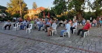 Άνω Μυρτιά: Εκδήλωση για τα 77 χρόνια από τη νικηφόρα Μάχη της Γουρίτσας (ΔΕΙΤΕ ΦΩΤΟ)