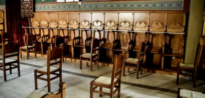 Εκκλησίες: Παρατείνονται μέχρι τις 21 Αυγούστου τα περιοριστικά μέτρα για τον κορωνοϊό – Νέα ΚΥΑ