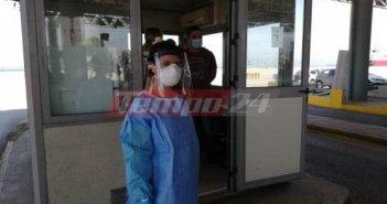 """Δυτική Ελλάδα: """"Καθαρό"""" το Λιμάνι της Πάτρας – Δεν έχει εντοπιστεί κανένα κρούσμα κορονοϊού – 300 τεστ καθημερινά"""