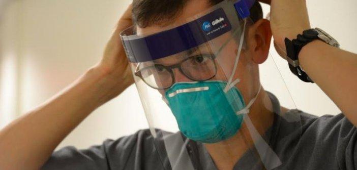 Νέες οδηγίες για τη μάσκα – ασπίδα προσώπου: Η εγκύκλιος από το υπουργείο Υγείας