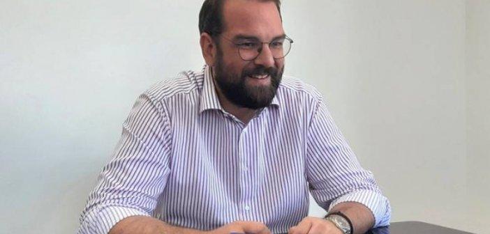 """Νεκτάριος Φαρμάκης: """"Σύντομα θετικές εξελίξεις για τον αγωγό φυσικού αερίου"""""""