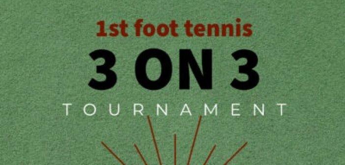 Το 1ο Τουρνουά Football Tennis στο Μεσολόγγι είναι γεγονός!!! Λίγες ώρες απομένουν για υποβολή δηλώσεων συμμετοχής!