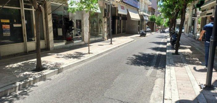 Αγρίνιο: Θέλουν περισσότερο πεζόδρομο