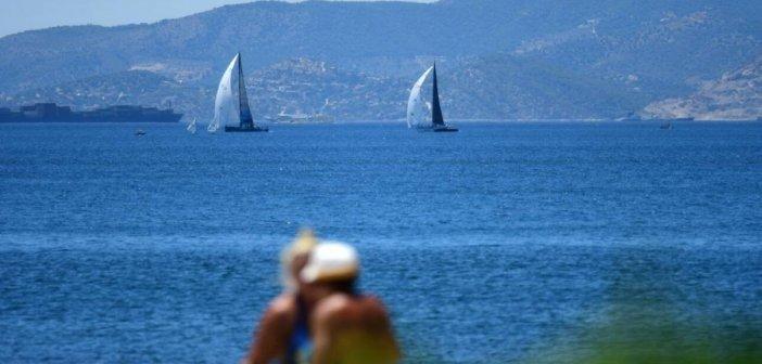 Καιρός αύριο: Ζέστη και ισχυροί άνεμοι στο Αιγαίο